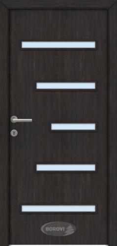 Beltéri ajtók (saját munkák)